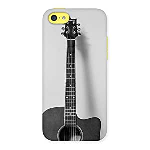 Neo World Simple Classic Guitar Back Case Cover for iPhone 5C
