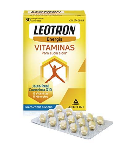 ANGELINI Leotron vitaminas abgelini 30 caps + 10gr