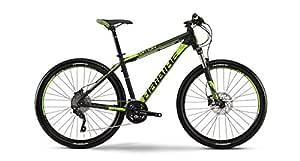 Buy haibike edition 7. 50 bicycle, 45 cm (black green matt) online.