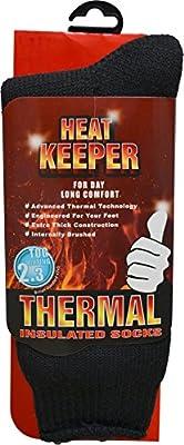 1 Paar HEAT KEEPER Thermo Socken mit hohem TOG-Isolationswert 2,3 von HEAT KEEPER auf Outdoor Shop