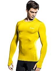 Select Herren Kompressions Langarm Shirt