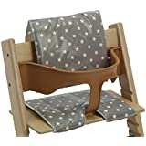 Cojines de silla alta–essuyez cirée limpio–adaptado para Tripp Trapp y el estilo de Babydan sillas altas