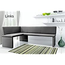 Eckbank modern grau  Suchergebnis auf Amazon.de für: eckbank leder modern