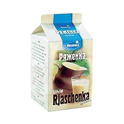"""Monolith Russisches Joghurterzeugnis """"Rjaschenka"""""""