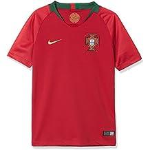 Nike 2018 Portugal Stadium Home - Partes de Arriba de Ropa Deportiva para  fútbol (Niño 9fdf4204c6f8f