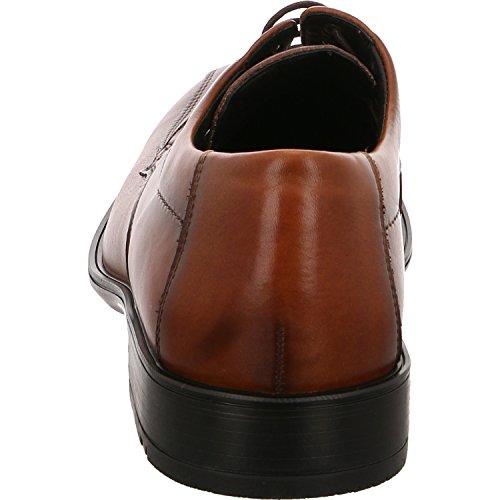 LLOYD 17-254-03, Scarpe stringate uomo caramel, cognac,Hellbraun