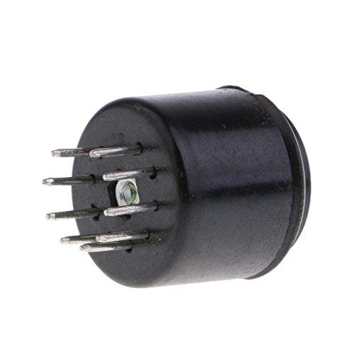 um Röhren Sockel für 12ax7 12au7 Ecc82 Ecc83 ()
