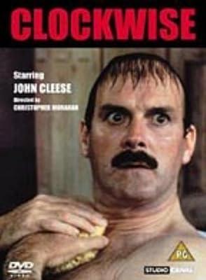 Clockwise [DVD] by John Cleese