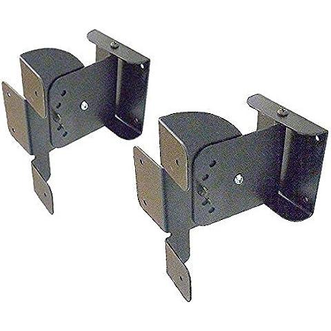 Porta altoparlanti Boxe Supporto (2 Pezzo) per Stereo Boxe Speaker