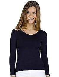 YSABEL MORA Women's Longsleeved T-Shirt In
