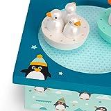 Penguin Kunststoff Musikbox