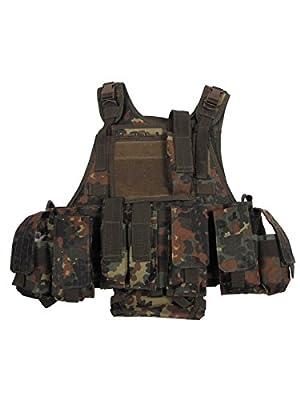 Tactical Weste Bundeswehr Flecktarn