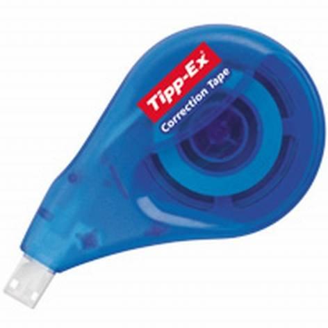 Tipp-Ex Easy Correct 4,2mmx12m Korrekturroller, Verpackungseinheit: 10 Stück