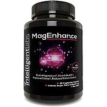 MagEnhance El mejor suplemento de magnesio ☆ Complejo de L-treonato de magnesio con
