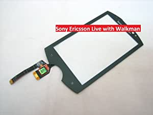 Sony Ericsson Live with Walkman WT19i WT19 ~ Touch Screen Digitizer Front Glass Faceplate Lens Part Panel Tactil Ecran Pantalla ~ Mobile Phone Repair Parts Replacement