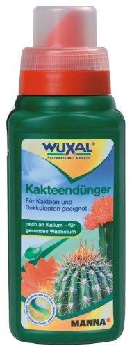 Wuxal Kakteendünger plus Kalium, 250 ml