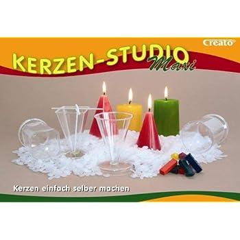 Kerzengiess Set Maxi Kerzengiessen Kerzen Selber Machen Amazon De