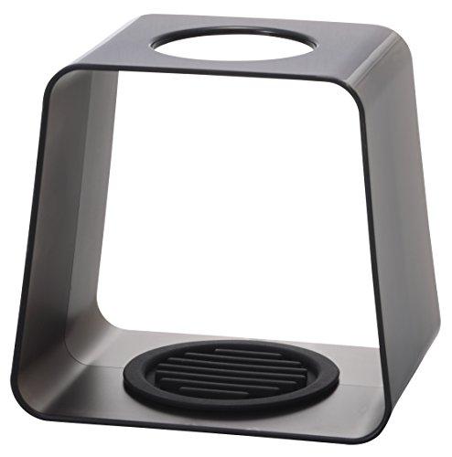 Drip Stand (Hario - Drip Stand Cube - Brühstation für Kaffee oder Tee (schwarz))