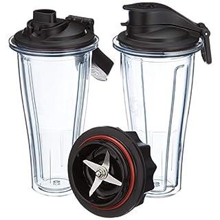Vitamix Ascent Series - 600 ml Mix & Go Behälter-Set