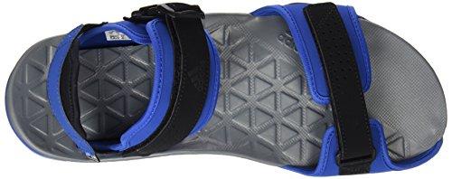 adidas Cyprex Ultra Sandal II, Chaussures de Sport Homme Multicolore - Azul / Negro / Gris (Eqtazu / Negbas / Grivis)
