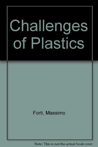 Challenges of plastic por Massimo Di Forti