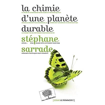 La Chimie d'une planète durable (POM. ESS & DOCS)