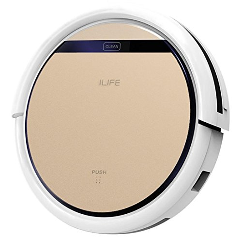 ILIFE V5s Pro Saugroboter, weiß/Gold