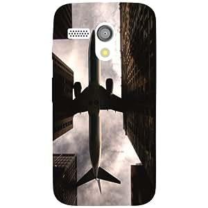 Motorola Moto G Back Cover - So Big Designer Cases