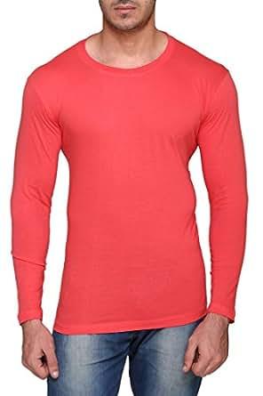 Colors & Blends - Men's 100% Cotton Long Sleeve T-Shirt