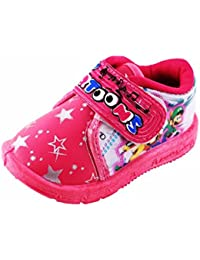 NEERUPAM COLLECTION (B&B CHUCHU) UNISEX BABY SNEAKER IN BABY PINK COLOUR (9 MONTH TO 2 YEAR)