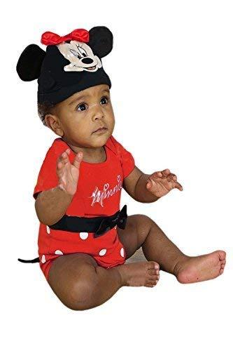 Bodi y sombrero para bebé, de Disney
