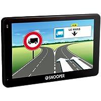 Snooper PL 2200 Truckmate Navigationssystem, onboard Europa fest, 16:9