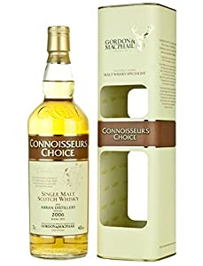 Arran 2006 - Connoisseurs Choice Single Malt Whisky from Arran