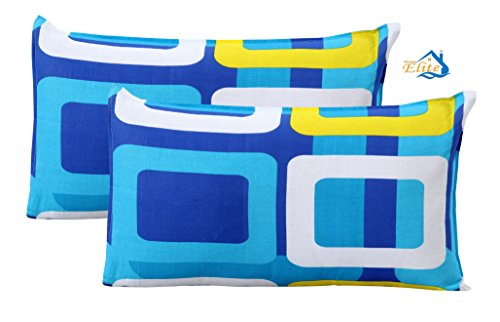 Home Elite Designer 2 Piece Pillow Cover Set - 18