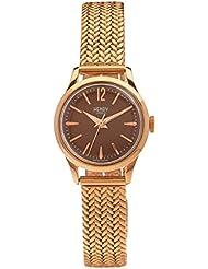 Henry de Londres Unisex Reloj de pulsera Harrow analógico de cuarzo Acero inoxidable hl25de m de 0044