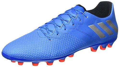 Adidas Herren Messi 16,3 Ag Fu & Blau Szligballschuhe (choque Azul / Prata Fosco / Núcleo Preto)