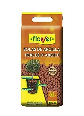 Kugeln Ton-6L von Flower - Du und dein Garten