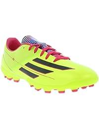adidas Performance F10 TRX AG Botas de Fútbol Para Hombre Amarillo M22187