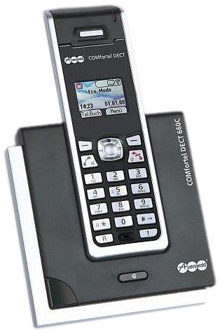 Preisvergleich Produktbild Auerswald COMfortel DECT 660C Schnurloses Telefon