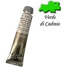 MAIMERI 307 Verde di cadmio - Tubo 20 ml