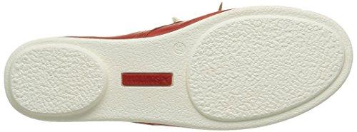 PikolinosCalabria 917 - Scarpe stringate Donna Rosso (Rosso (Carmin))