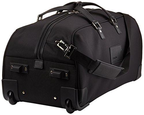 41rq0VVbBmL - Calvin Klein  Bolsa de viaje, 31 cm, 73 L, Negro