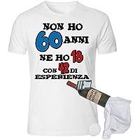 Amazon It Compleanno 60 Anni Articoli Da Regalo E Scherzetti