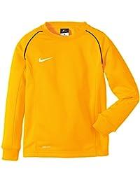 NIKE Sweatshirt Foundation 12 Midlayer - Prenda, color multicolor (university gold/black/white), talla xs