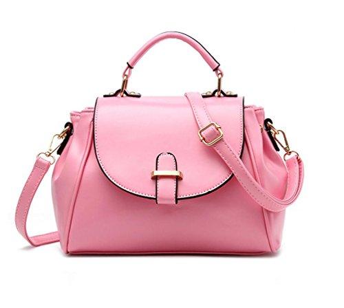 XibeiTrade - Borsa Ragazza donna Pink