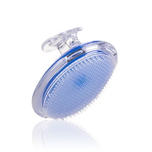 Peeling Bürste Gegen Eingewachsene Haare - Eingewachsenes Haar Exfoliator für Männer und Frauen - Exfoliator der Bikinizone - Körper-Bürste für Beine Achselhöhle und eingewachsene Haarbehandlung - Beseitigen Sie Rasierhügel, Rasur-Irritation - von SanDine