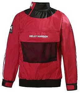 Helly Hansen HP Smock Top T-Shirt Anzug trocken, Unisex Erwachsene, Rot–(162Red)