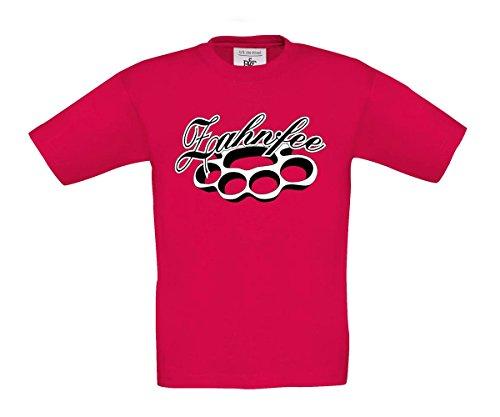 Coka-Tex -  T-shirt - Collo a U  - ragazzo Pink 152 cm/164 cm