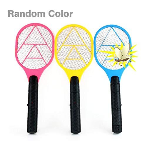 Wafalano Murciélago eléctrico del Tenis del Asesino del Mosquito, Swatter eléctrico del Mosquito, golpeador eléctrico con Pilas del Mosquito eléctrico de la estafa de Tenis
