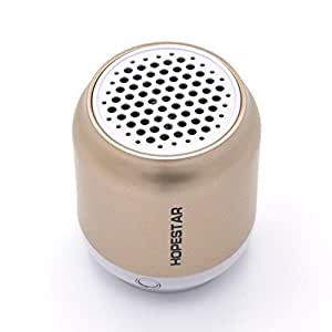 Mobile Link MINI Bluetooth Multimedia Speaker System H8 (GOLDEN)with / Pen Drive / SD Card Compatible for XOLO Tab